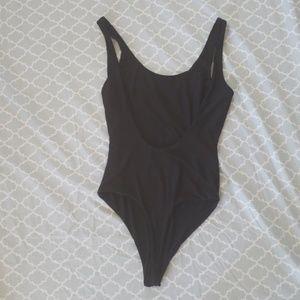 a75b632174 Laura's Boutique Tops | Lauras Boutique Riri Bodysuit In Black ...